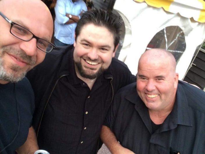 Dave Holtzman, Mike Welch, Kevin McCann